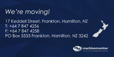 Relocation Of New Zealand Office